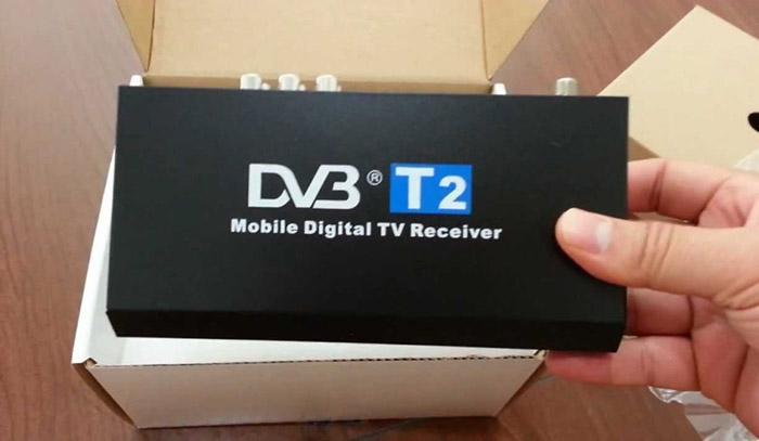 DVB-T2 Reggio Emilia