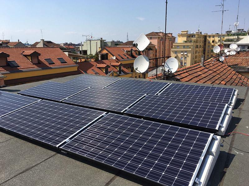 Fotovoltaico Condominiale Reggio Emilia