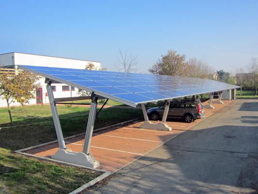 Tettoie fotovoltaiche Reggio Emilia